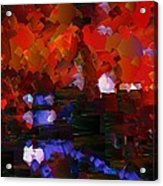 Capixart Abstract 89 Acrylic Print