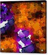 Capixart Abstract 96 Acrylic Print