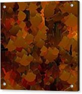 Capixart Abstract 98 Acrylic Print