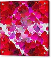 Capixart Abstract 99 Acrylic Print by Chris Axford