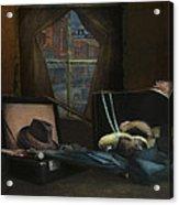 Capone - Revised Acrylic Print