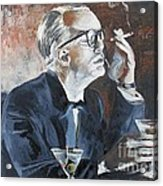 Capote By Hoffman Acrylic Print