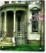 Cappon House Acrylic Print