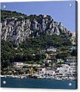 Capri Italy Acrylic Print