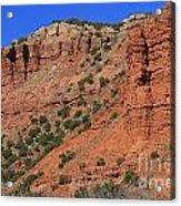 Caprock Canyon 3 Acrylic Print