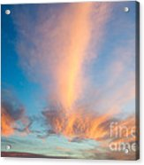 Captivating Clouds Acrylic Print