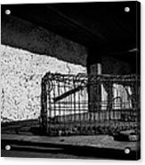 Captivity Defied Liberty Attained Acrylic Print
