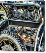 Car 4 Acrylic Print
