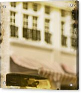 Car In Miniature Acrylic Print