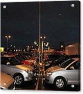Car Park Beauty Acrylic Print