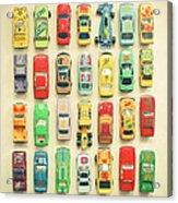 Car Park Acrylic Print