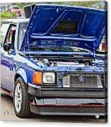 Car Show 024 Acrylic Print