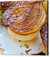 Caramelized Balsamic Onions Acrylic Print