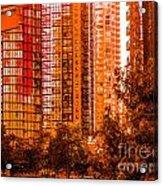 Cardero-71-jpg Acrylic Print