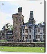 Cardiff Castle 8394 Acrylic Print