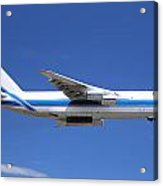 Cargo Plane Acrylic Print