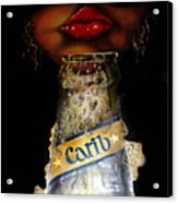 Carib Beer Acrylic Print