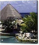 Caribbean Breeze Four Acrylic Print