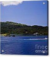 Caribbean Breeze Six Acrylic Print