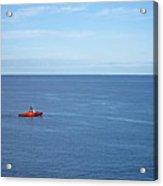 Caribbean Cruise - On Board Ship - 1212155 Acrylic Print