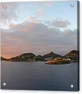 Caribbean Cruise - On Board Ship - 1212182 Acrylic Print