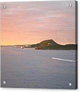 Caribbean Cruise - On Board Ship - 1212186 Acrylic Print