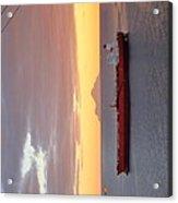 Caribbean Cruise - On Board Ship - 1212189 Acrylic Print