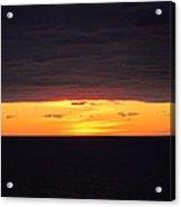 Caribbean Cruise - On Board Ship - 1212203 Acrylic Print