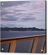 Caribbean Cruise - On Board Ship - 1212207 Acrylic Print