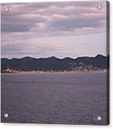 Caribbean Cruise - On Board Ship - 1212208 Acrylic Print