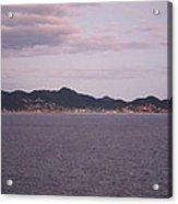 Caribbean Cruise - On Board Ship - 1212210 Acrylic Print