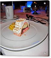 Caribbean Cruise - On Board Ship - 1212217 Acrylic Print