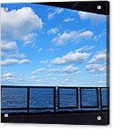 Caribbean Cruise - On Board Ship - 1212219 Acrylic Print