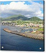 Caribbean Cruise - On Board Ship - 1212230 Acrylic Print