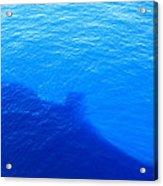 Caribbean Cruise - On Board Ship - 121289 Acrylic Print