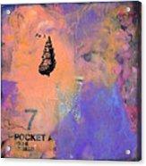 Caribbean Dreams 2 Dyptich Acrylic Print