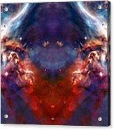 Carina Nebula Pillar 2 Acrylic Print