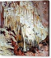 Carlsbad Caverns Acrylic Print