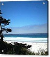 Carmel Beach California Usa Acrylic Print