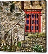 Carmel Mission 10 Acrylic Print