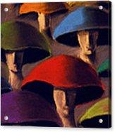 Carnaval Acrylic Print