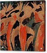 Carnavalia 3 Acrylic Print