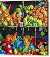 Carnival Critters Acrylic Print