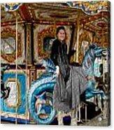 Carnival Land Acrylic Print