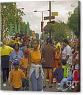Carnival Outdoor Celebrations Social Occasion  Acrylic Print