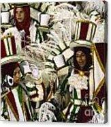 Carnival Rio De Janeiro 15 Acrylic Print