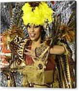 Samba Beauty 2 Acrylic Print