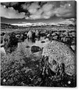 Carnlough Bay Acrylic Print