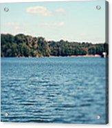 Carolina - Lake Norman Landscape Acrylic Print