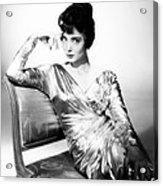 Carolyn Jones, 1959 Acrylic Print